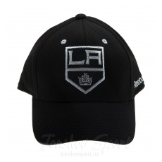 Reebok Los Angeles Kings Structured Flex 2015 Siltes sapka - S/M
