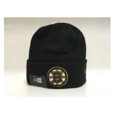 New Era Boston Bruins Téli sapka New Era Cuffed Knit
