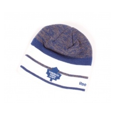 Reebok Toronto Maple Leafs Téli sapka Center Ice Beanie 15
