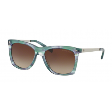 MICHAEL KORS MK2046 323848 LEX TEAL FLORAL BROWN BLUE GRADIENT napszemüveg