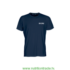 Scitec Nutrition T-Shirt Technical navy férfi póló L Scitec Nutrition