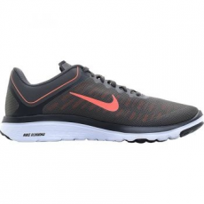 Nike Fs Lite Run 4 férfi futócipő, Midnight Fog/Orange, 42 (852435-008-8.5)