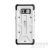 UAG Pathfinder Samsung G955 Galaxy S8+ hátlap tok, White