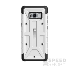 UAG Pathfinder Samsung G955 Galaxy S8+ hátlap tok, White tok és táska