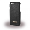 Guess iPhone 6 Plus/6S Plus Saffiano Hard hátlap, tok, fekete
