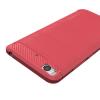 Xiaomi Mi 5S Ipaky Slim TPU szilikon tok piros