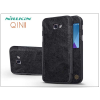 Nillkin Samsung A520F Galaxy A5 (2017) oldalra nyíló flipes tok - Nillkin Qin - fekete