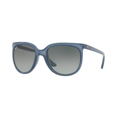 Ray-Ban RB4126 630371 CATS 5000 TRASPARENT LIGHT BLUE LIGHT GREY GRADIENT DARK GREY napszemüveg