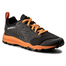 Merrell Bakancs MERRELL - Dexterity Tough Mudder J37793 Mudder Orange