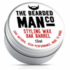 Beardcity Beardcity Oak Barrel szakáll wax, 15 ml