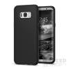 Spigen SGP Liquid Crystal Samsung Galaxy S8 Matte Black hátlap tok