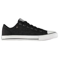 Dunlop Férfi vászon cipő fekete 45