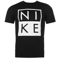 Nike Box JDI QTT férfi póló fekete S