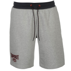 Tapout Jersey férfi rövidnadrág szürke XL
