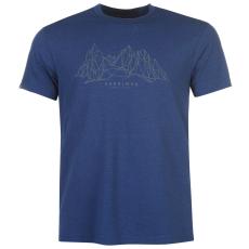 Karrimor Organic férfi póló kék XXL
