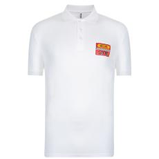 Moschino Férfi galléros póló fehér M