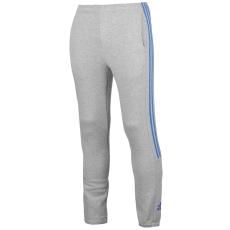 Adidas 3 Stripe férfi melegítő alsó szürke M