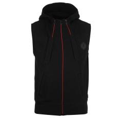 883 Police Fang férfi kapucnis ujjatlan pulóver fekete M