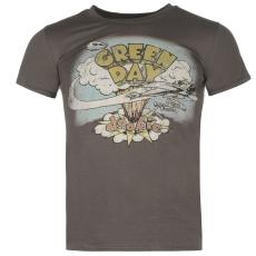 Official Green Day férfi póló szürke M