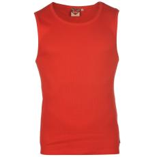 Lee Cooper Rib férfi trikó világospiros XXL