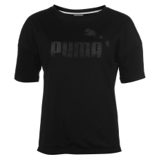 Puma PWR Swagger Ld72 női póló fekete XL