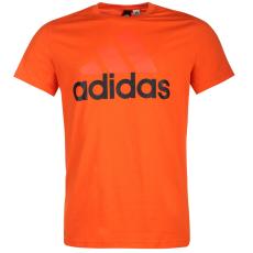 Adidas Essential férfi póló piros L