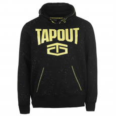 Tapout Splatter OTH Snr73 férfi pulóver fekete XL