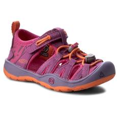 Keen Szandál KEEN - Moxie Sandal 1016356 Purple Wine/Nasturtium