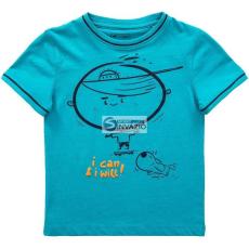 4F Póló 4f Kids J4L17-JTSM101 kék