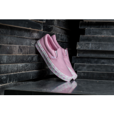 Vans Classic Slip-On (Polka Dot) Pink Lady/ True White
