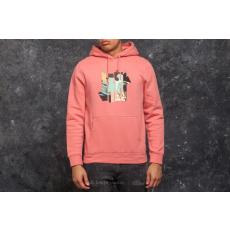 Undefeated Patchwork Strike Hood Coral