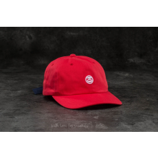 STUSSY Contrast Strap Cap Red