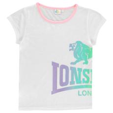Lonsdale Sportos póló Lonsdale LL Crew gye.
