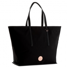 Calvin Klein Black Label Táska CALVIN KLEIN BLACK LABEL - Ed1th Large Tote K60K602635 Fekete