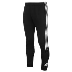 Adidas 3 Stripe férfi melegítő alsó fekete 3XL
