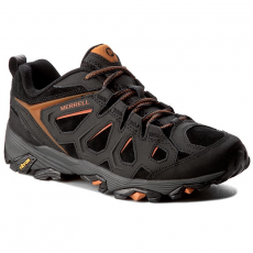 Merrell Bakancs MERRELL - Moab Fst Ltr J37523 Black/Orange
