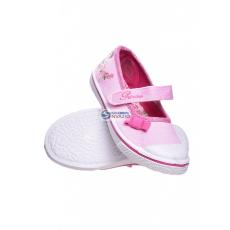 Mission Kisgyerek lány Balerina Girls Kids Strap Ballerinas