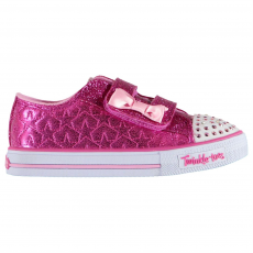 Skechers Tornacipő Skechers Twinkle Toes Shuffles Starlight gye.