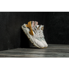 Nike Air Huarache Run SE Phantom/ Gum Yellow-Light Bone