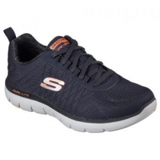 Skechers Flex Advantage 2.0 férfi sportcipő, Dark Navy, 42.5 (52185-DKNV-42.5)