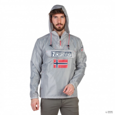 Geographical Norway férfi Dzseki Butagaz_man_light-szürke