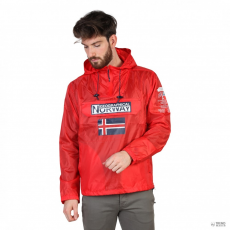 Geographical Norway férfi Dzseki Butagaz_man_red