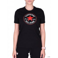 Converse Női Rövid ujjú T Shirt Converse All Star Womens