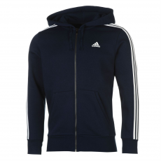 Adidas Kapucnis felső adidas Essentials 3 Stripe Logo fér.