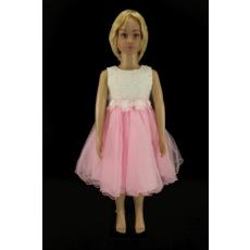 Rózsaszín lányka ruha