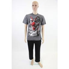Bohóc - férfi póló 3 D-s