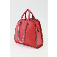 Piros női táska