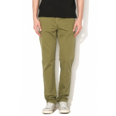 United Colors of Benetton Katonazöld Férfi Slim Fit Nadrág, 46 (4APN57ZT8-313-46)