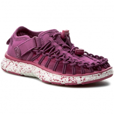 Keen Szandál KEEN - Uneek 02 1016659 Purple Wine/Verry Berry