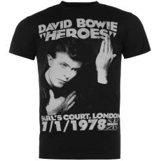 Official Póló Official David Bowie fér.